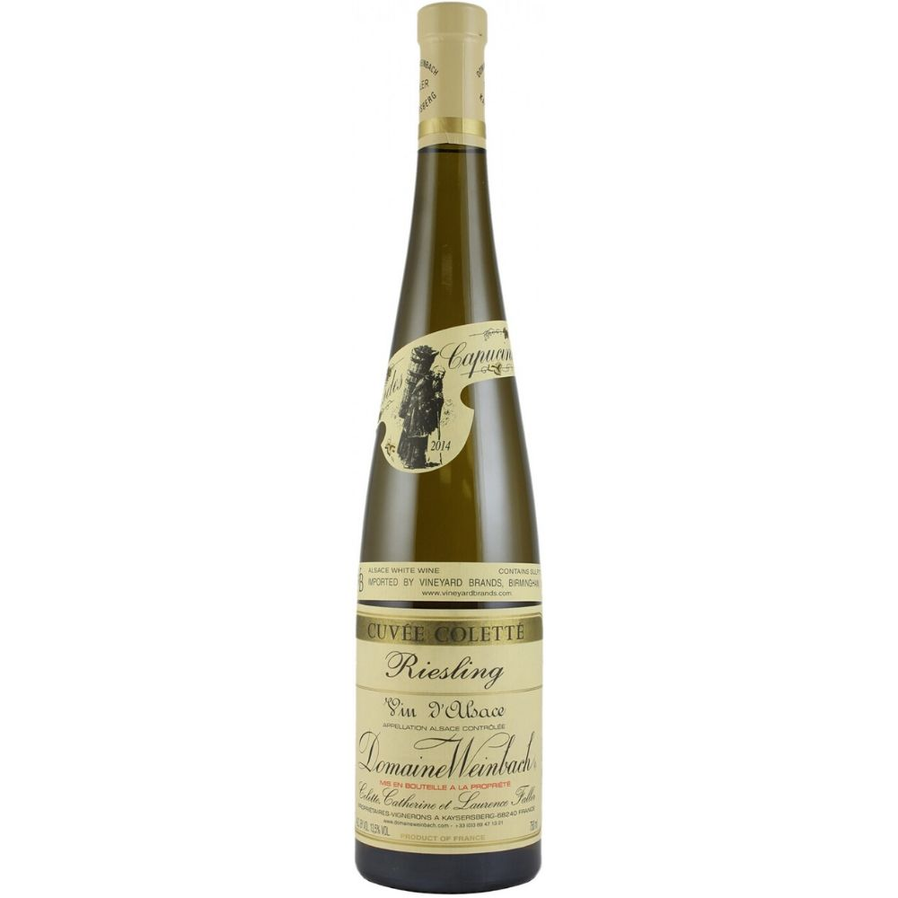 Вино Domaine Weinbach Riesling Cuvée Colette