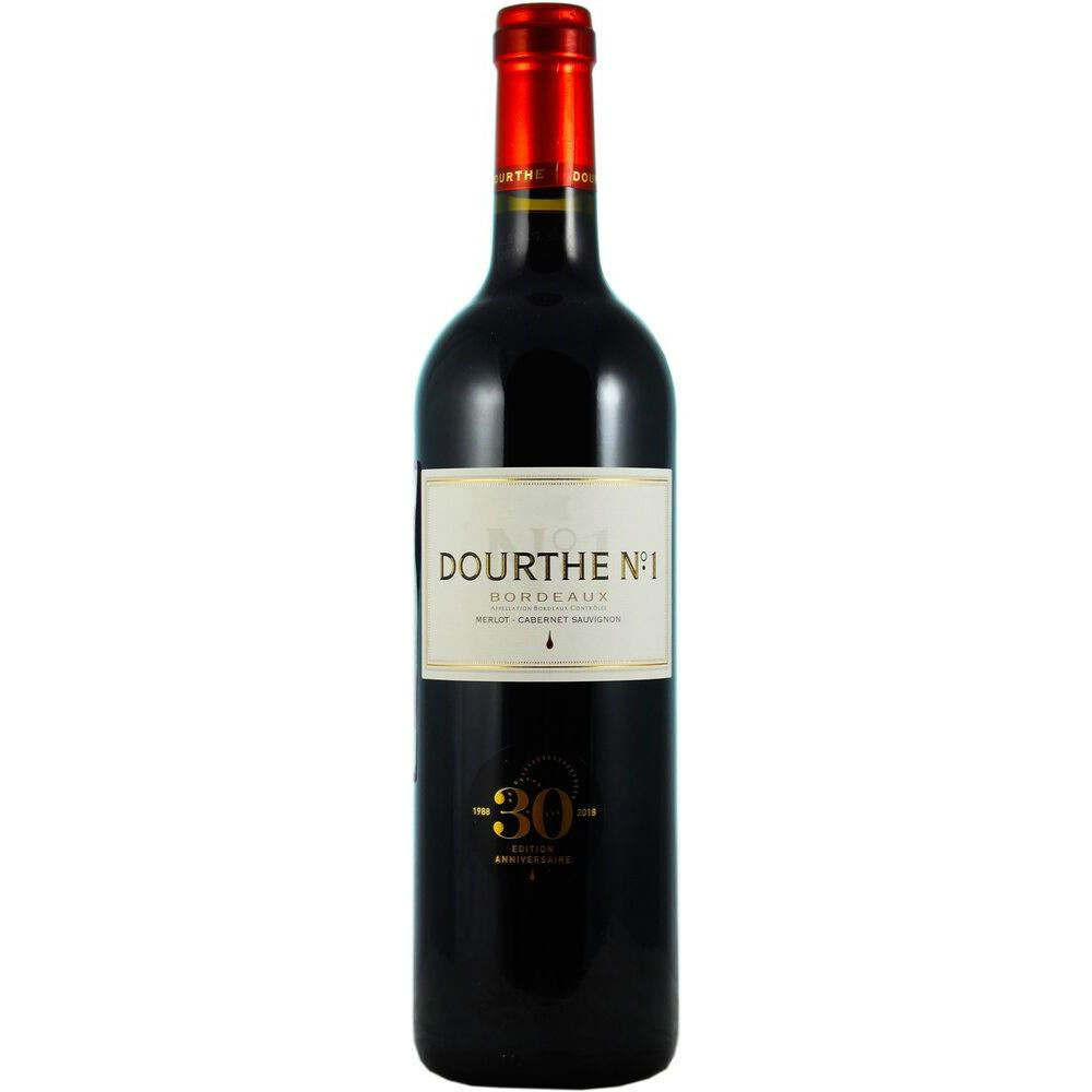 Вино Dourthe № 1 Bordeaux Rouge