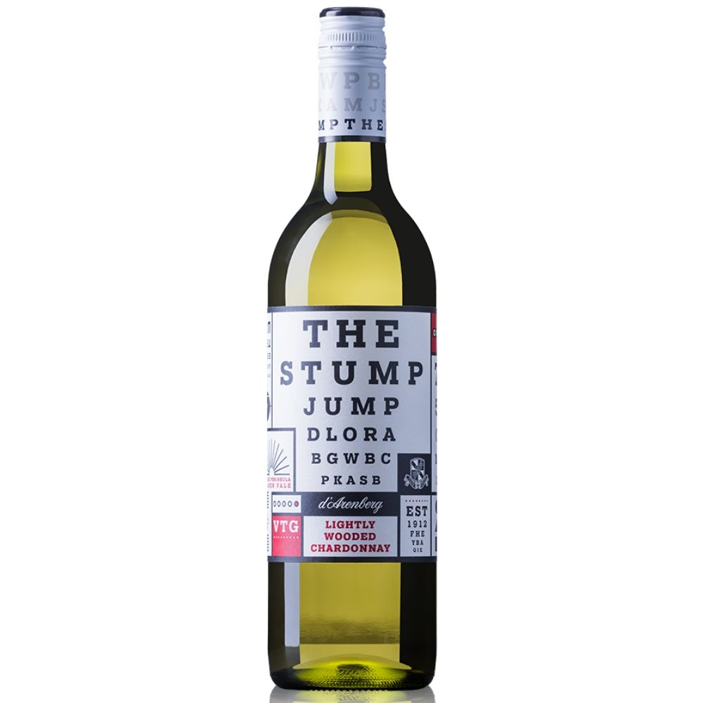 Вино d'Arenberg The Stump Jump Lightly Wooded Chardonnay