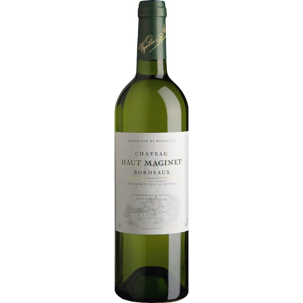 Вино Chateau Haut Maginet blanc