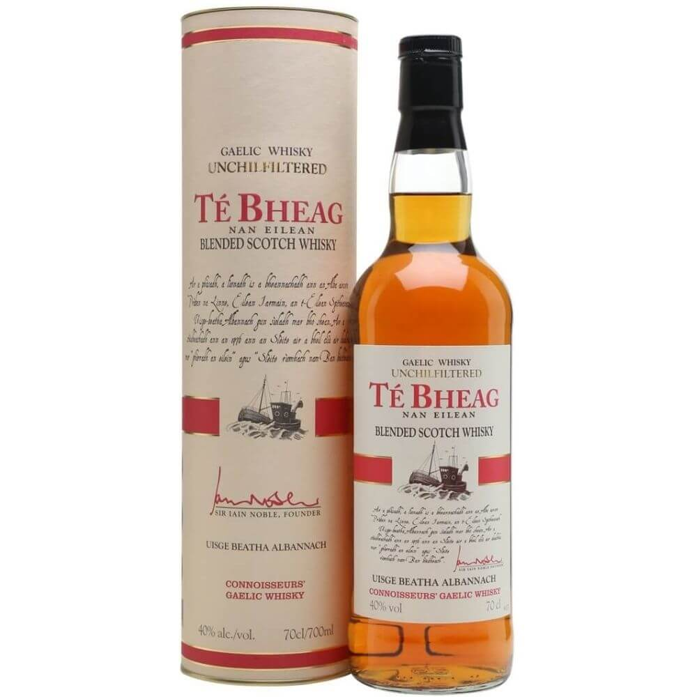 Виски Tè Bheag Blended Scotch (gift box)