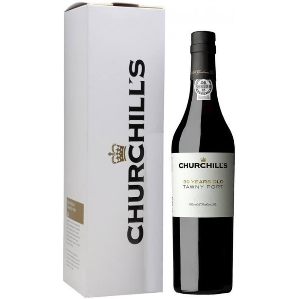 Churchill's Tawny Port 30 years Old (gift box)