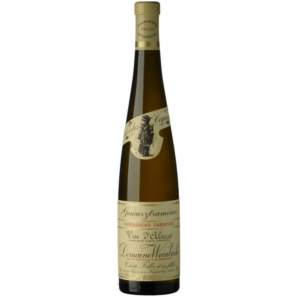 Вино Domaine Weinbach Pinot Gris Altenbourg Vendanges Tardives