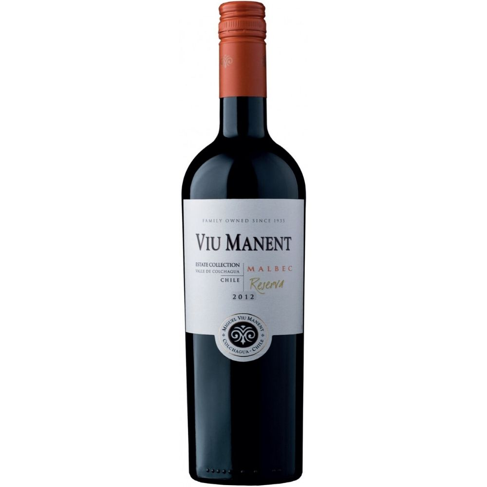 Вино Viu Manent Malbec Estate Collection Reserva
